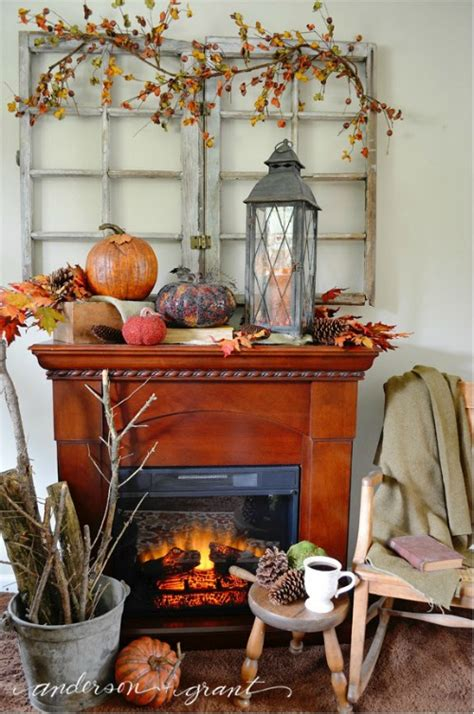 beautiful fall decor ideas for your home clean and