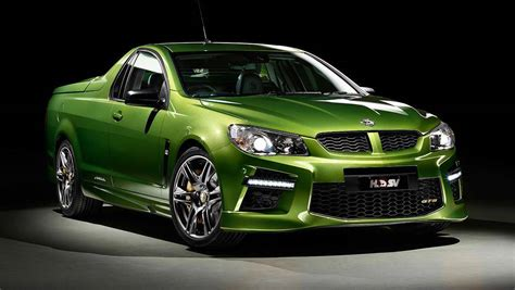 holden hsv maloo ute 2015 hsv gts maloo ute detailed car news carsguide