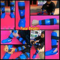 Baju Karate Merk Gap shin guard deker pelindung kaki merk akasah 081288726800