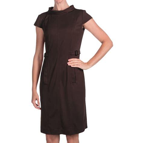 ponte knit dress chetta b ponte knit dress for 5546n save 63
