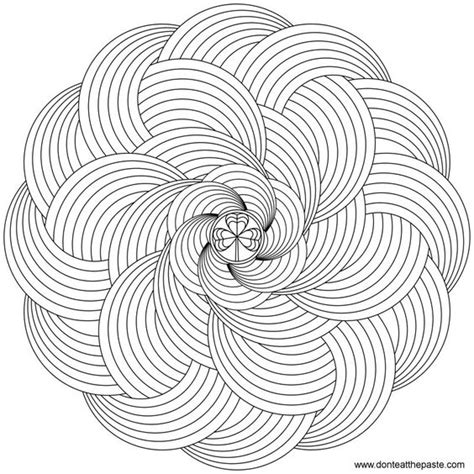 rainbow coloring page for adults rainbow mandala to print and color also available in