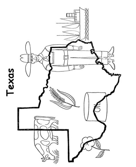texas longhorn coloring pages coloring home