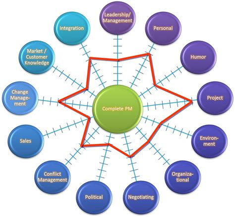 diagram manager project management the complete project manager