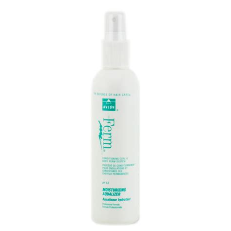 ferm perm reviews avlon ferm moisturizing aqualizer avlon hair care
