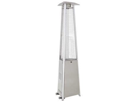 Patio Heater Glass by Az Patio Heaters Commercial Stainless Steel Glass