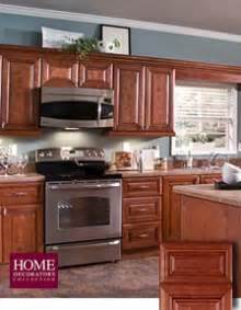 Home Depot Kitchen Furniture by Reddish Brown Kitchen Cabinets