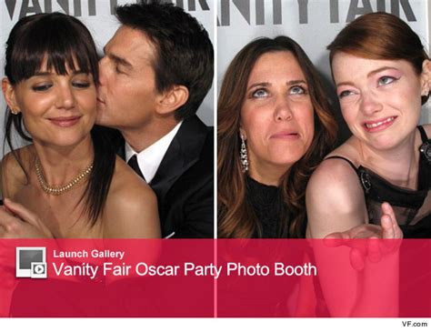 Vanity Photo Booth by Hookups Inside The Vanity Fair Photo Booth Toofab