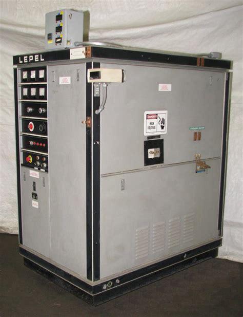 lepel induction heating generator lepel 10 kw induction heater no t 10 3 kc tl ebay