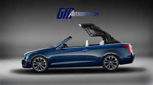 Cadillac Ats Convertible Cadillac Ats Convertible Rendered Gm Authority