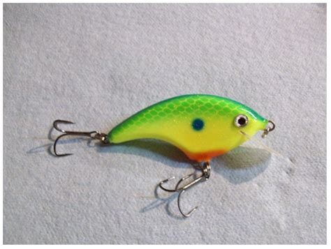 Handmade Balsa Crankbaits - big sack custom lures home