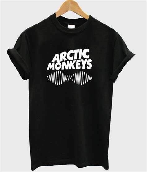 arctic monkeys t shirt