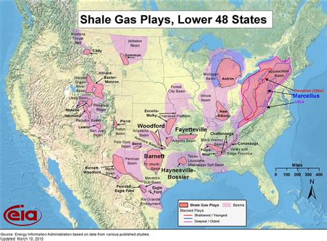 Shelf Gas what is shale gas
