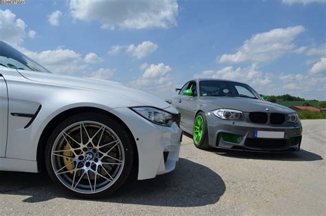 Bmw 1er Coupe Performance Paket by Bmw 1er M Coupe Mit 500 Ps Tuning Tracktool Im Fahrbericht