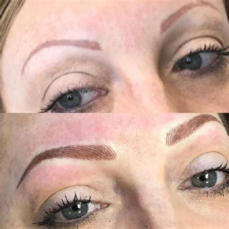 tattoo eyeliner glasgow how we revive bad old eyebrows permanent make up glasgow
