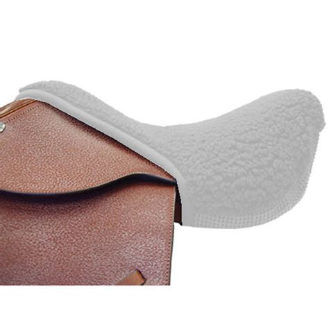 cashel seat saver saddle pad all purpose back contour from