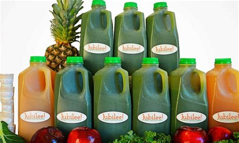 Juice Detox Orange County by Multi Day Juice Cleanses Jubilee Juices Groupon