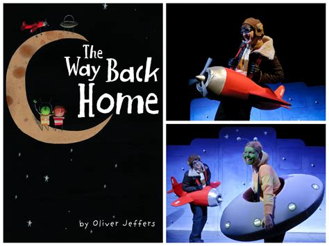 review the way back home