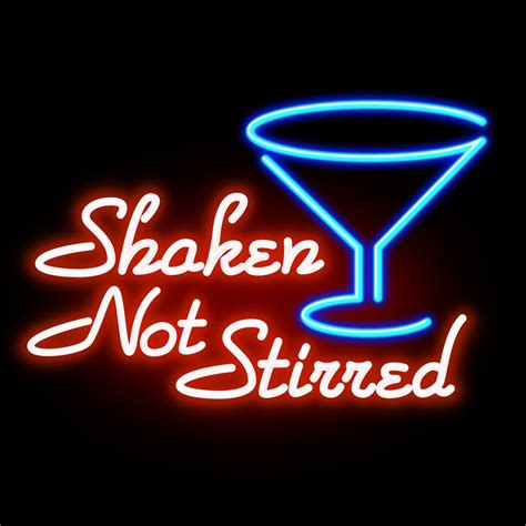 martini shaken not stirred shaken not stirred the events