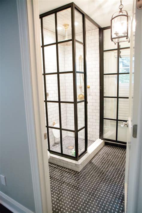 factory window shower door sneak peek pete bailey mccarthy design sponge