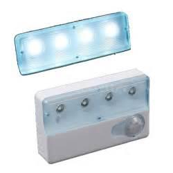 motion detector l 4 led infrared pir auto sensor light motion detector l