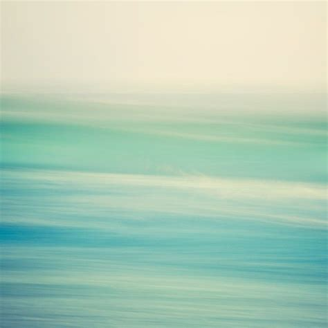 calming blue ocean photograph wave abstract aqua swish nature