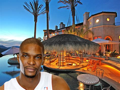 chris bosh house miami heat star chris bosh just listed his california mansion for 14 5 million
