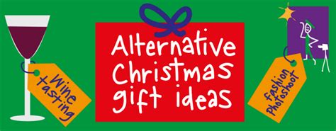 what s your budget alternative christmas gift ideas red