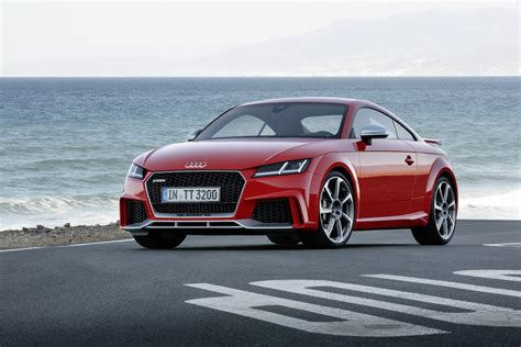 Rs Tt Audi by 2017 Audi Tt Rs Roadster Coupe Bring Five Cylinders With
