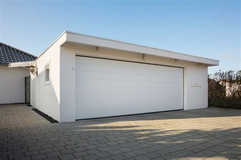 dachlast fertiggarage maxi garagen fertiggaragen programm