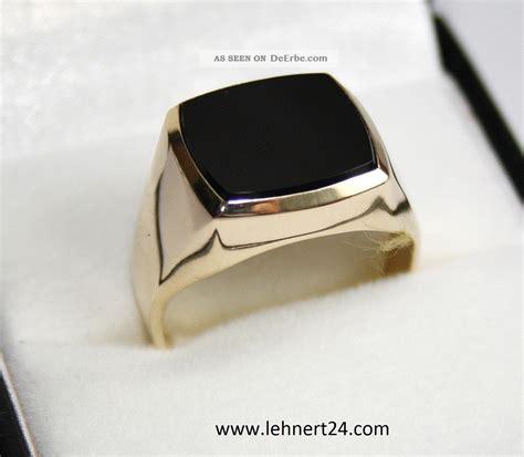 Herrenringe Mit Stein by Herrenring Gelb Gold 333 Gestempelt Gr 246 223 E 60 19mm Mit
