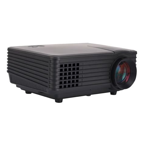 Projector Rd 805 rd 805 android wifi led projector 800lm 800 215 480 home theater with remote controller support