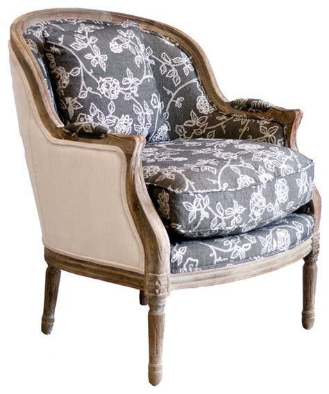 chintz armchair versaille chintz reclaimed wood club chair