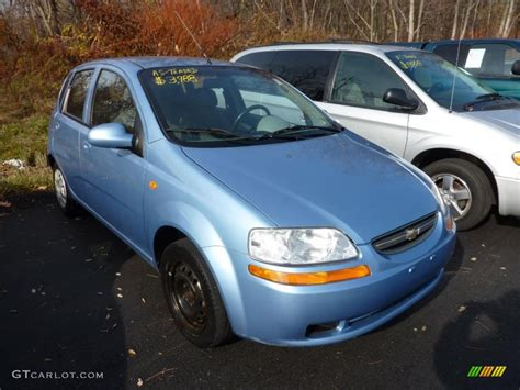 2004 pastel blue chevrolet aveo hatchback 40064040 gtcarlot car color galleries
