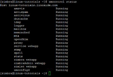 tutorial exploit smtp zimbra how to setup zimbra email server on centos 7