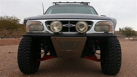 prerunner ranger 2wd vdf ford ranger edge 2wd travel suspension vegas