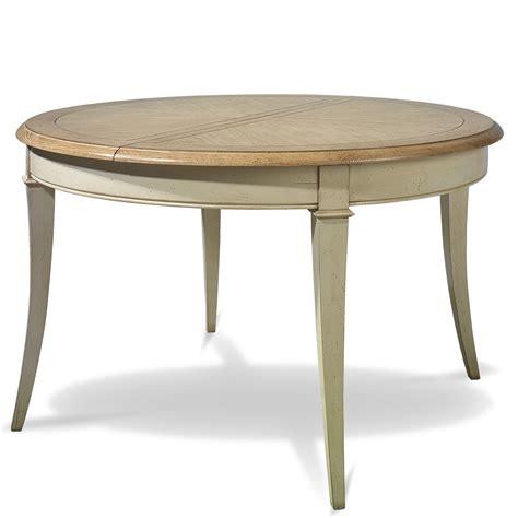 mesas comedor redonda mesa vintage comedor redonda extensible silhouette en