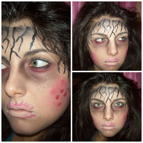 tutorial zombie trucco trucco zombie tutorial make up completo magazinedonna it