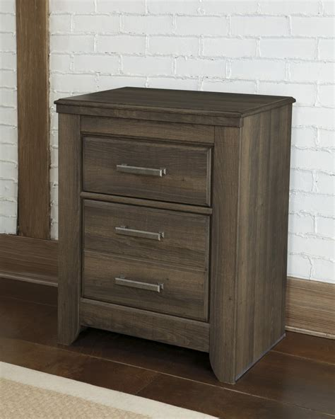 nightstand for bedroom juararo two drawer night stand b251 92 night stands