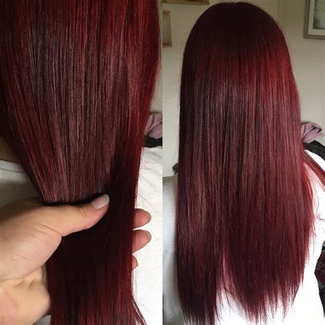 cherry hair color 50 stunning hair color ideas bright yet
