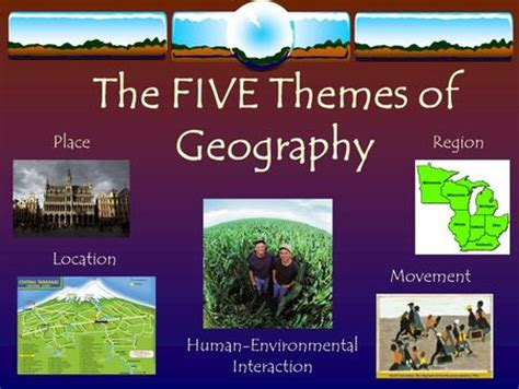 5 themes of geography hong kong region geography theme
