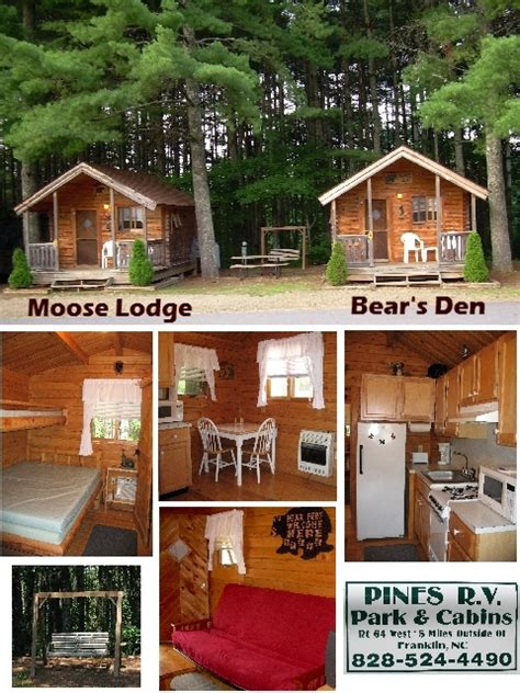 Cabin Rentals In Franklin Nc by Franklin Carolina Cabins Great Smoky Mountains