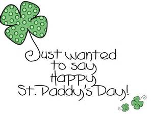 happy st patricks day why i blooming being