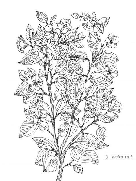 advanced nature coloring pages 19 best advanced nature coloring pages images on pinterest
