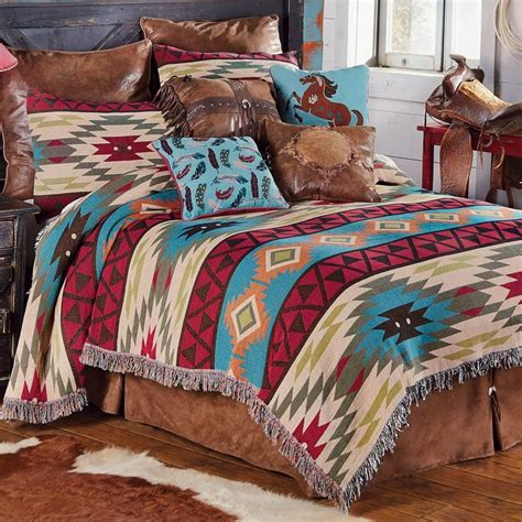 Southwestern Style Bedding Sets Best 25 Southwestern Bedding Ideas On Pinterest Southwestern Bedroom Furniture Sets