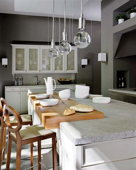 Modern Kitchen Island Lights by