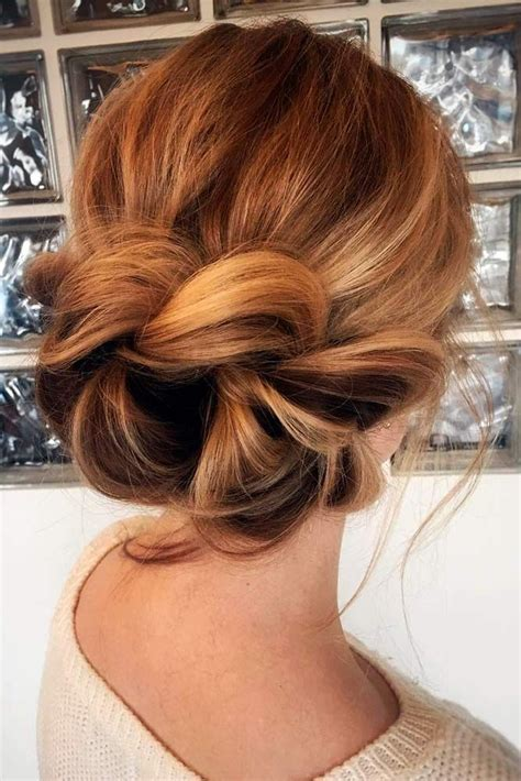 Thin Hairstyles by Best 25 Thin Hair Updo Ideas On Medium Length