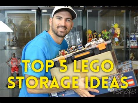 Table Top Organizer Top 5 Lego Storage Ideas Youtube