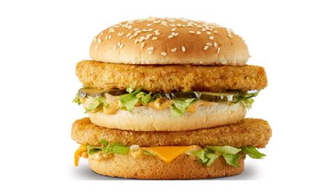 Mac Chicken Mcd mcdonald s chicken big mac is now on the menu but there s