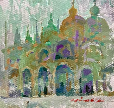 biography of local artist venice paintings brisbane local artist