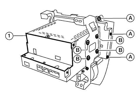nissan altima radio removal procedure